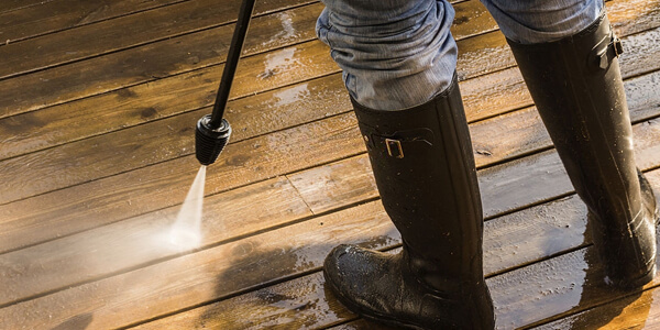 Pressure Washing San Francisco