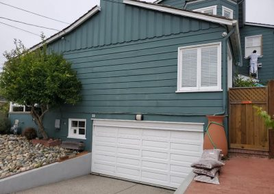 Residential Exterior Painters San Francisco