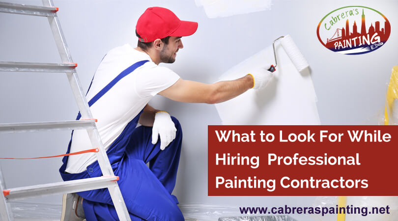 Professional Painting Contractors San Francisco