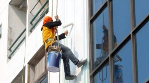 commercial painting services San Francisco