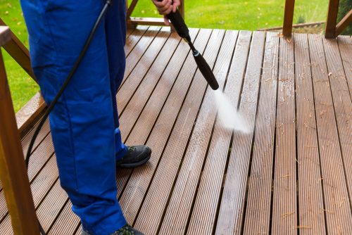 pressure washing service San Francisco