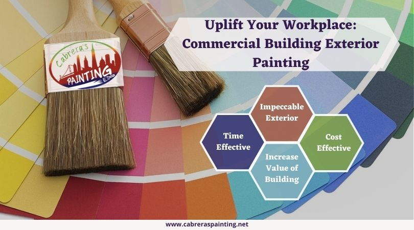 Uplift Your Workplace: Commercial Building Exterior Painting