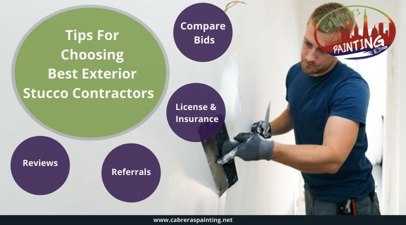 Tips For Choosing Best Exterior Stucco Contractors